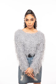 Shimmering Nights Sweater