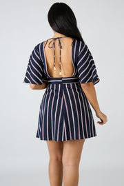 Simply Striped Dress
