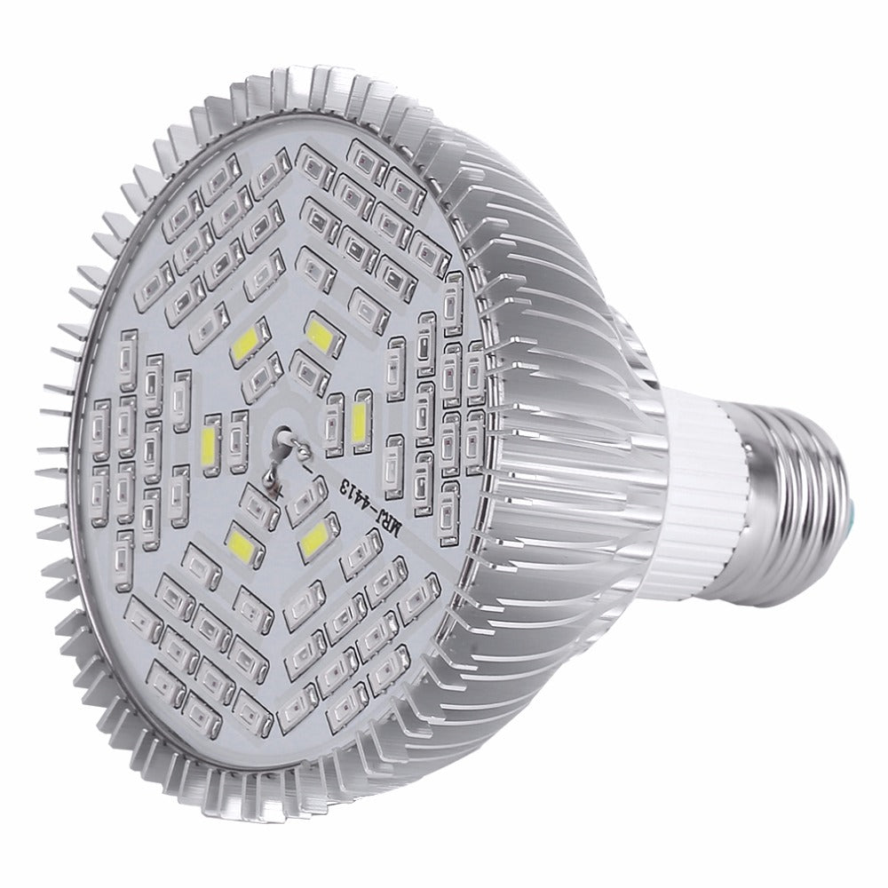 New LED Full Spectrum Grow Light E27 28W 30W 50W 80W AC85-265V For Hydroponic Indoor Growing
