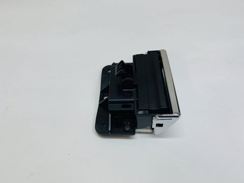 2009-2018 DODGE RAM WITH FULL CONSOLE UPPER ARMREST LID LATCH HANDLE CHROME GENUINE NEW
