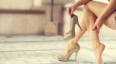 #2 – MY HIGH HEELS ARE  A KILLER! HOW CAN I STAND UP IN THEM ALL DAY & DANCE ALL NIGHT?