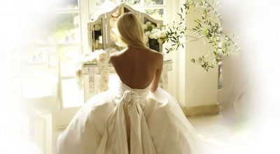 #7 – MY WEDDING DRESS IS BEAUTIFUL, BUT BACKLESS, AND I STILL NEED TO WEAR A BRA! HELP!
