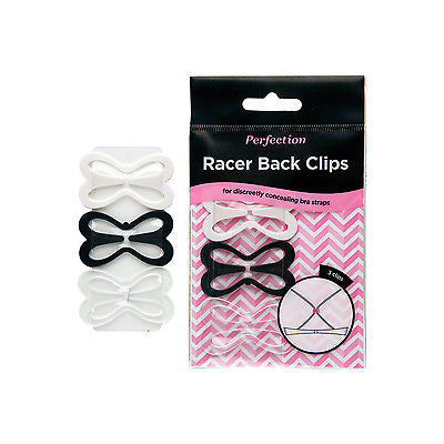 Perfection Racer Back Clips