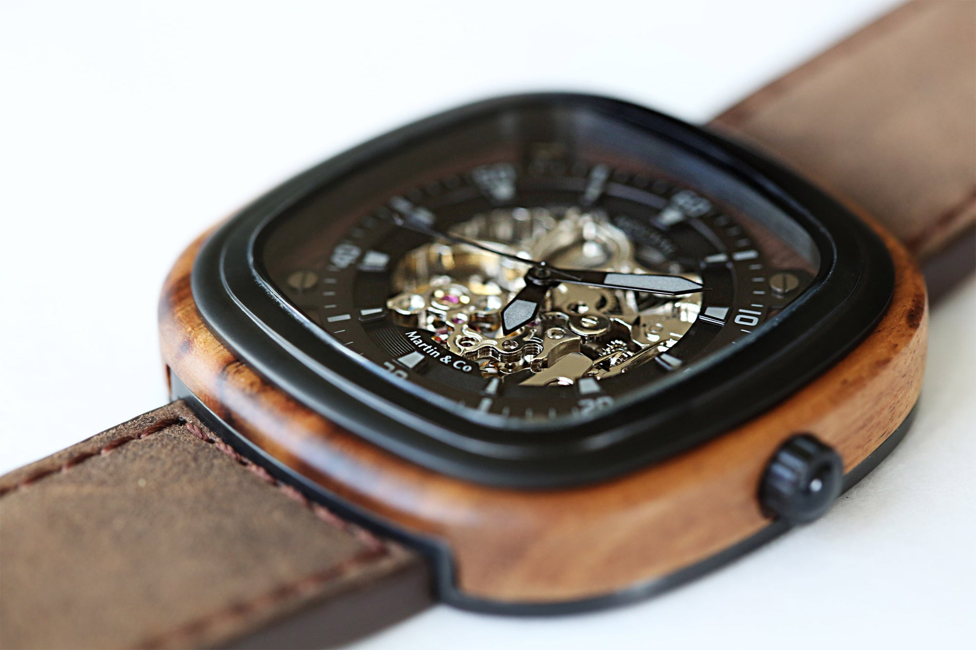 wood eco transformed by lowell in friendly amb watches olmo sustainable time
