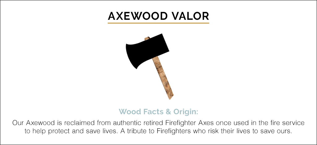 Axewood Valor Revival by Martin and Co