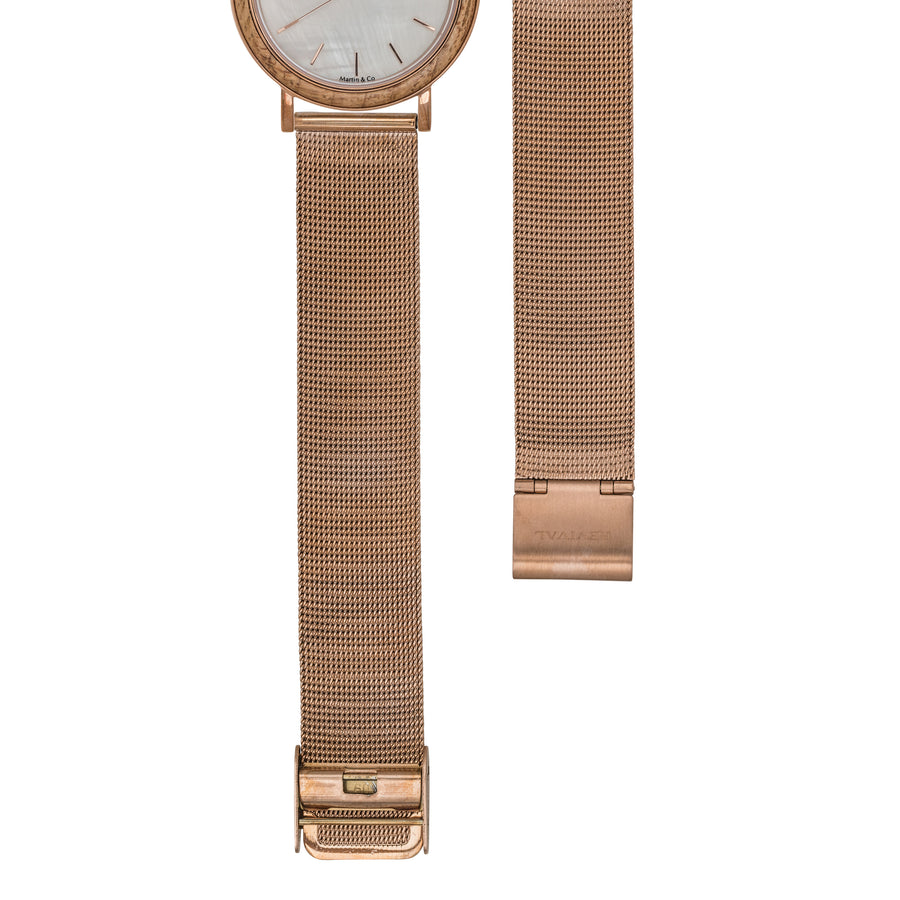 Rose Gold Axewood Valor