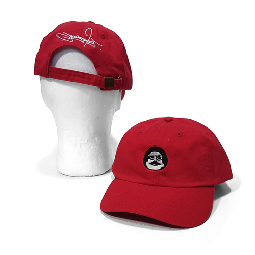 Jam Baxter - Brains Hat (Red)