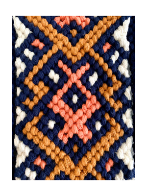 The Albers Macramé Tapestry