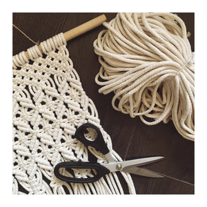 Macramé Your Own Wall Hanging Kit ~ Pre-order Gift Voucher