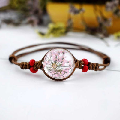 Eternal Flower Bracelet