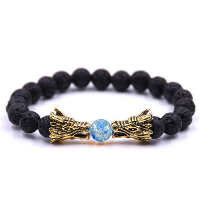 Ice Dragon Bracelet