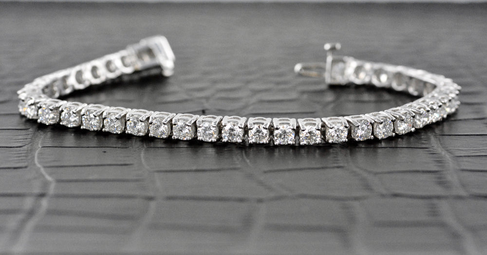 Diamond Tennis Bracelet 11.50 Tw Ladies
