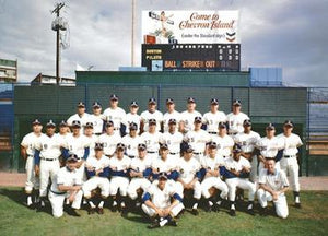 1969 Seattle Pilots Baseball Team