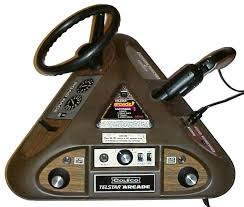 Coleco Video Game Console Triangle