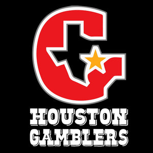 Houston Gamblers Logo
