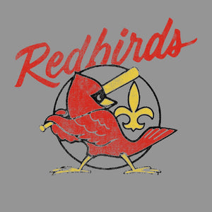 Louisville Redbirds logo