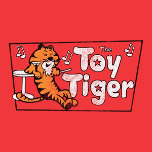 Toy Tiger Louisville logo red