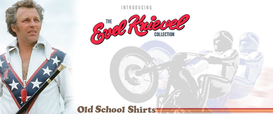 Evel Knievel Licensed merchandise
