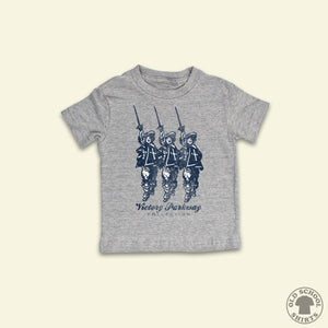 3 Musketeers - Youth Sizes Xavier T-shirt