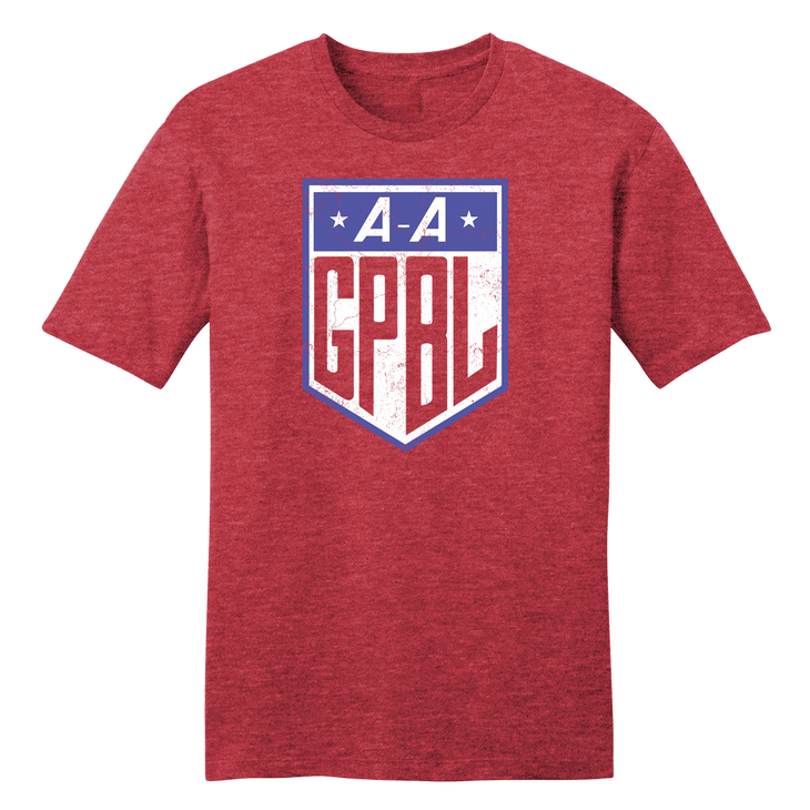 All-American Girls Professional Baseball League T-shirt