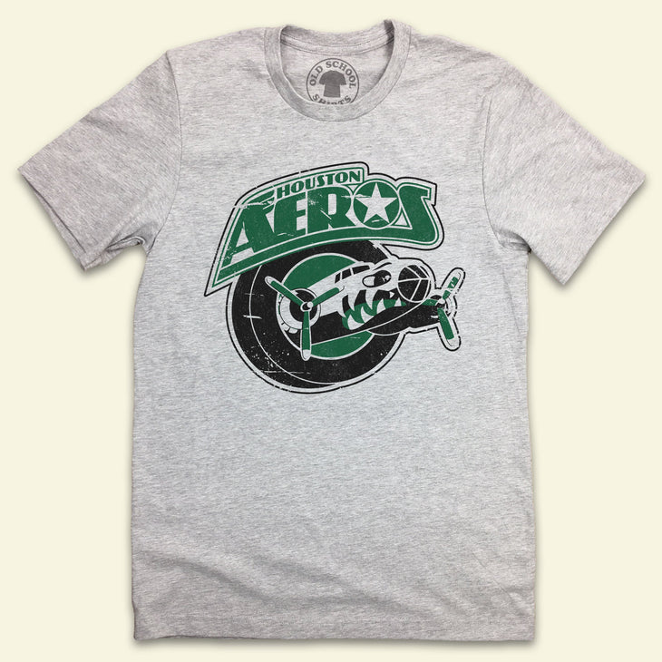 Houston Aeros IHL/AHL Logo
