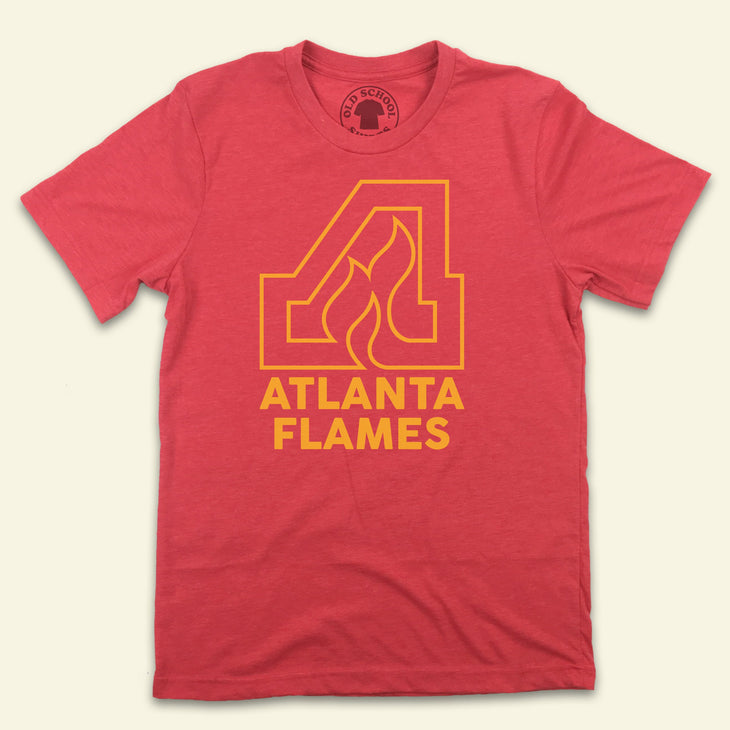 Atlanta Flames Hockey T-shirt