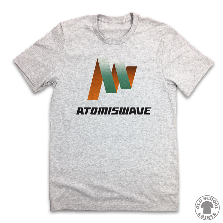 Atomiswave - Old School Shirts- Retro Sports T Shirts