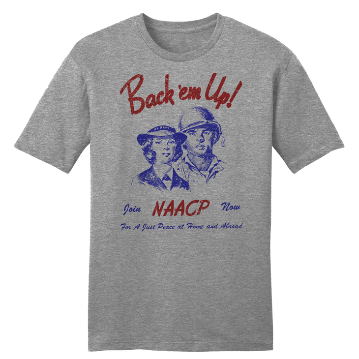 Back 'em Up - NAACP