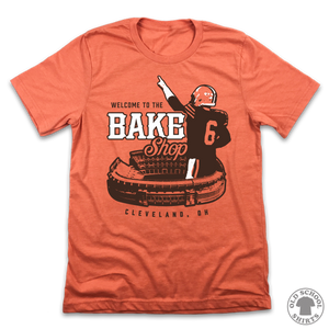 Welcome To The Bake Shop - Cleveland Football