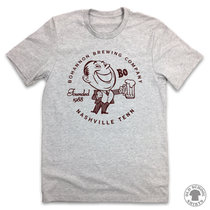 Bohannon Brewing - Old School Shirts- Retro Sports T Shirts
