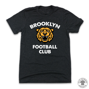 Brooklyn Football - Old School Shirts- Retro Sports T Shirts
