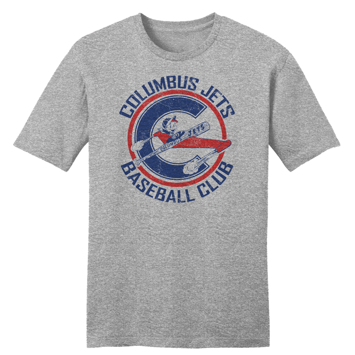 Columbus Jets Baseball T-shirt