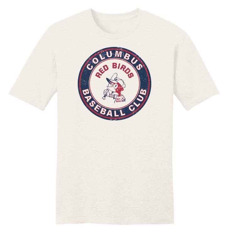 Columbus Red Birds Baseball T-shirt