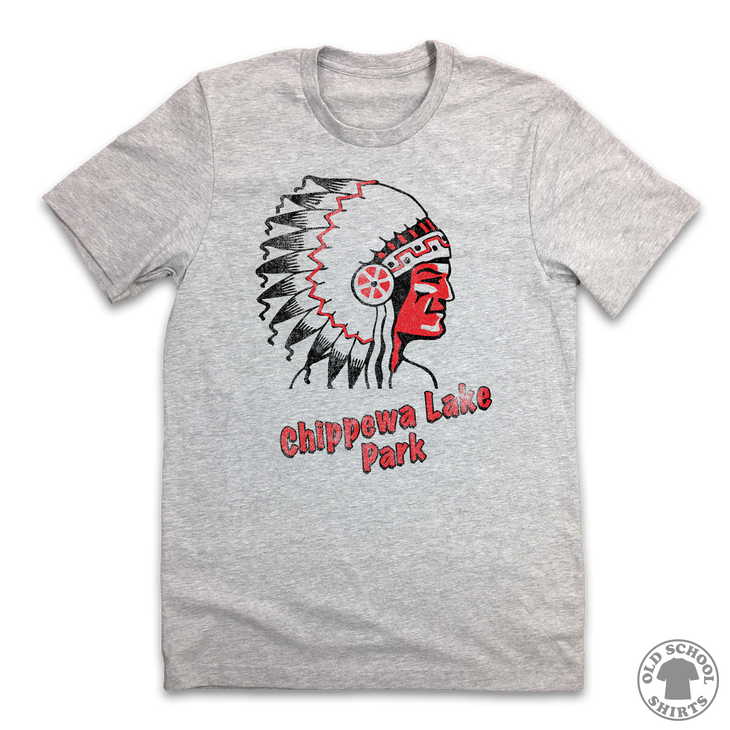 Chippewa Lake Park - Old School Shirts- Retro Sports T Shirts