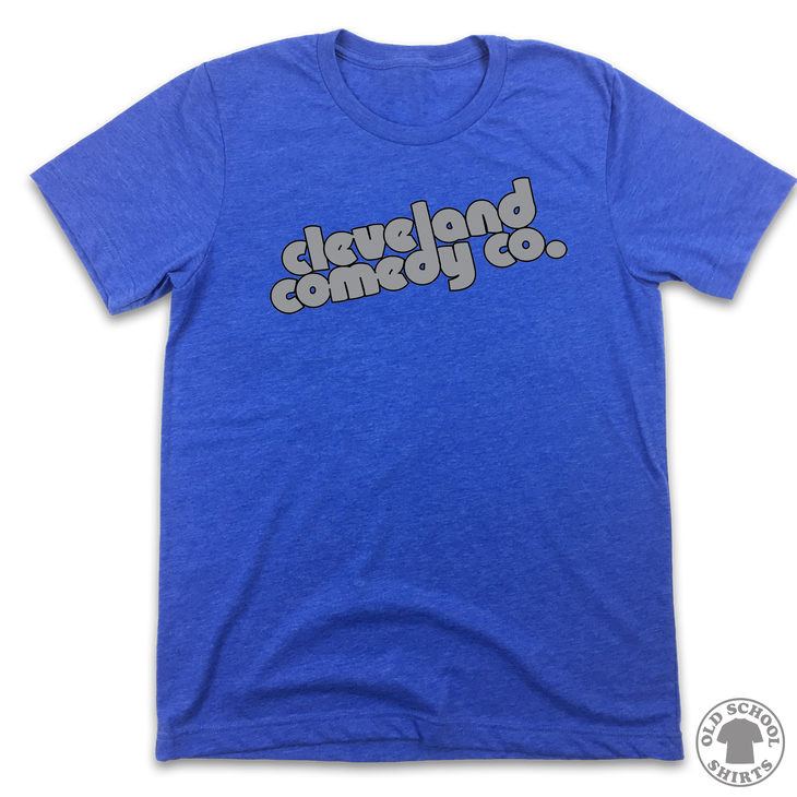 Cleveland Comedy Company - Old School Shirts- Retro Sports T Shirts