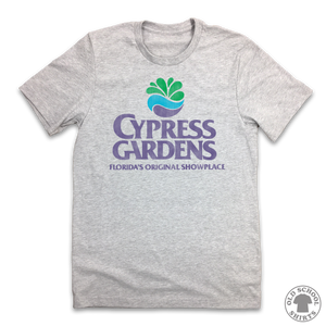 Cypress Gardens - Old School Shirts- Retro Sports T Shirts
