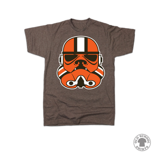Dawg Pound Trooper | Youth Sizes - Old School Shirts- Retro Sports T Shirts