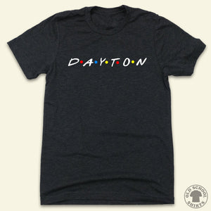 D·A·Y·T·O·N - Old School Shirts- Retro Sports T Shirts