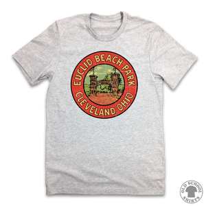Euclid Beach Park - Old School Shirts- Retro Sports T Shirts