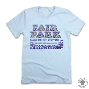 Fair Park - Old School Shirts- Retro Sports T Shirts