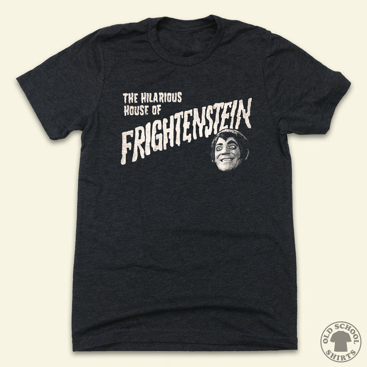 The Hilarious House of Frightenstein T-shirt