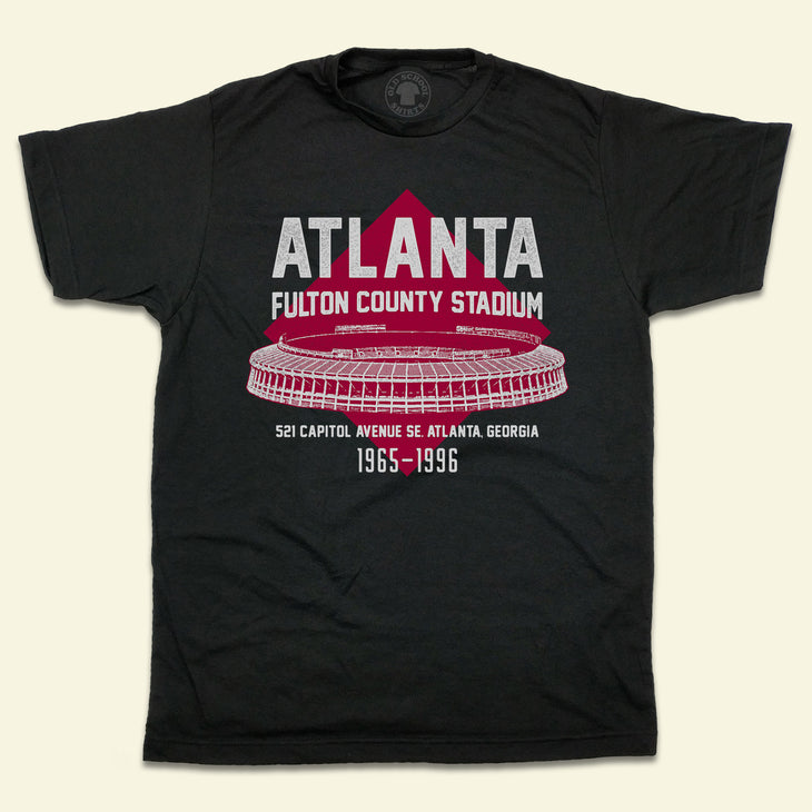 Atlanta-Fulton County Stadium - Football