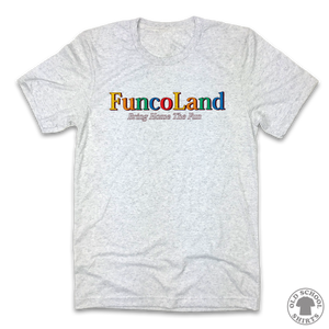 FuncoLand - Old School Shirts- Retro Sports T Shirts