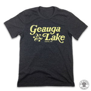 Geauga Lake - Old School Shirts- Retro Sports T Shirts