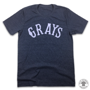 Homestead Grays Baseball - Old School Shirts- Retro Sports T Shirts