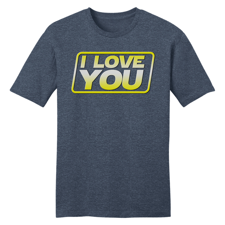 I Love You - Movie Quote Valentine's Day Tee