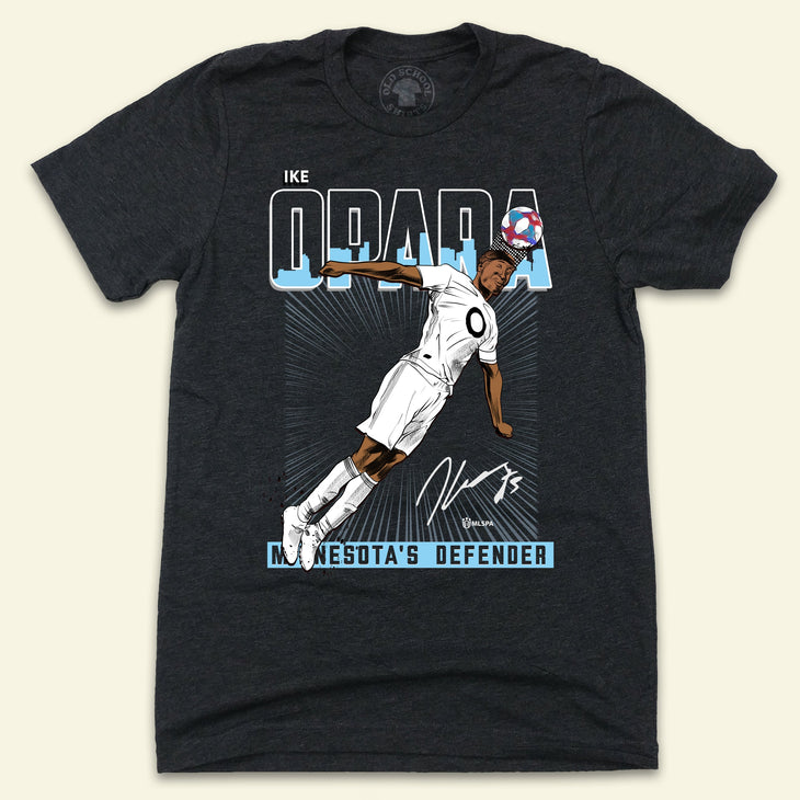 Official Ike Opara MLSPA Tee