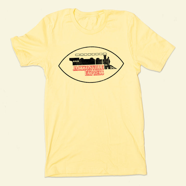 Jacksonville Express World Football League T-shirt