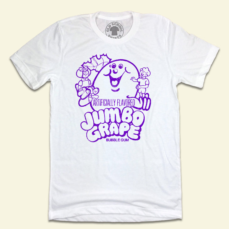 Jumbo Grape Bubble Gum T-shirt