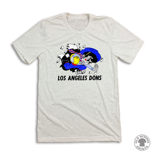 Los Angeles Dons - Old School Shirts- Retro Sports T Shirts